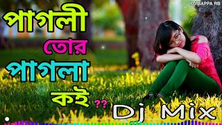Download Pagli Tor Pagla koi পাগলী তোর পাগলা কই...? Dj Mix 2020 Special  New Song Full Mp3 song.REMIX..