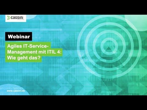 Agiles IT-Service-Management Mit ITIL 4: Wie Geht Das?