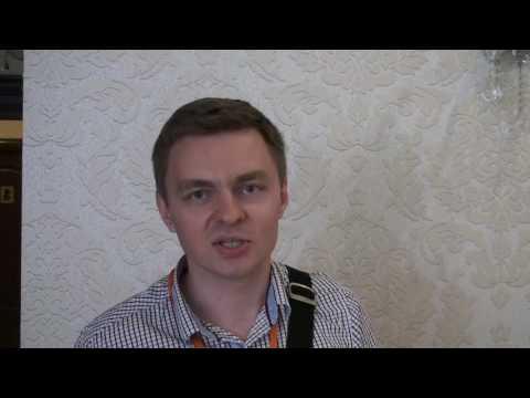 eCommerce Forum-2016. Відгуки про конференцію. Андрій Чорний