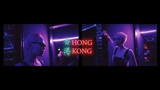 STREET PHOTOGRAPHY IN HONG KONG // PANASONIC GH5S + MAMIYA ZE