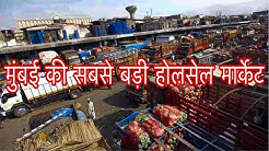 Wholesale Fruits Market in Navi Mumbai | Cheapest Fruit Shopping in Mumbai  | APMC Vashi Turbhe