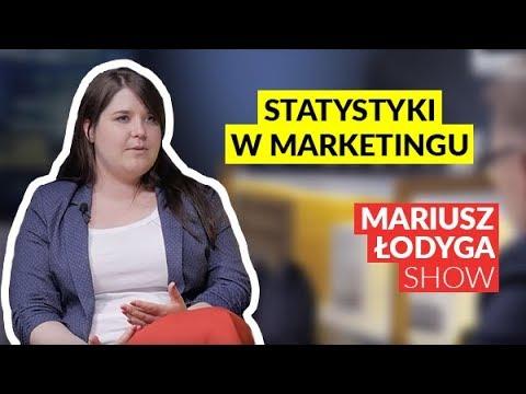 Jak wykorzystać statystyki w marketingu? - Janina Bąk (Janina Daily) #MariuszŁodygaShow
