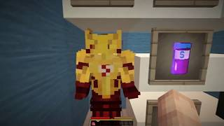 "СЕРИАЛ ""ФЛЭШ"" В МАЙНКРАФТЕ 3 СЕЗОН 6 СЕРИЯ / THE TV SERIES ""THE FLASH"" MINECRAFT SEASON 3 EPISODE 6"