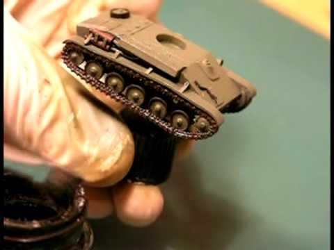 Pintar tanques con aerografo (airbrush) - YouTube