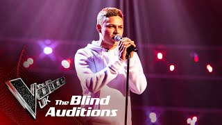 Chris Beynon's 'Stuck On You' | Blind Auditions | The Voice UK 2020