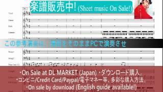 「また逢う日まで」-尾崎紀世彦-バンドスコア(フル・スコア)-筒美京平作品/