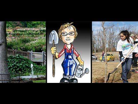 2014 Arbor Day Awards— Champion of Trees Award: City of Tyler Mayor Barbara Bass