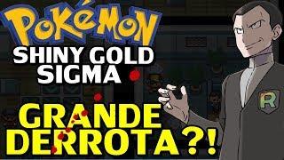 Pokémon Shiny Gold Sigma (Detonado - Parte 54) - Derrota Contra o Giovanni?!