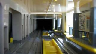 改造プラレールで都営浅草線・東銀座駅風の動画にしてみました。(浅草...