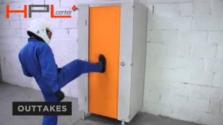 HPL - материал №1 для сантехнических перегородок