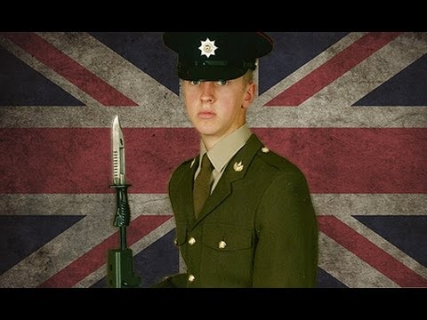 Child soldiers in the British Army: one recruit