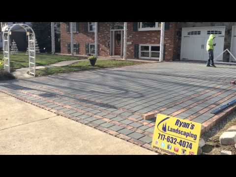 York & Adams County Permeable Pavers Driveway & Patio Contractor