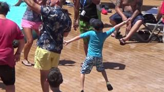 Carnival Magic, Funny Kid Dancing.