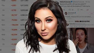 jaclyn hill loses support from the beauty community