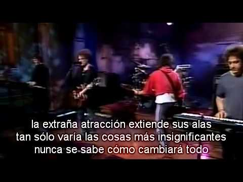 THE CURE strange attraction live subtitulada