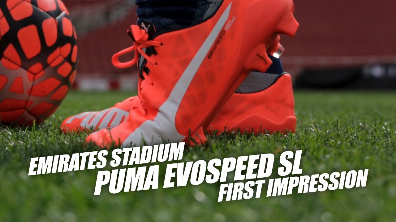 puma evospeed sl 2 test