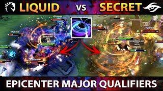 LIQUID vs SECRET - Two Best Teams in The World - Revenge for The Paris Major? EPICENTER Major 2019