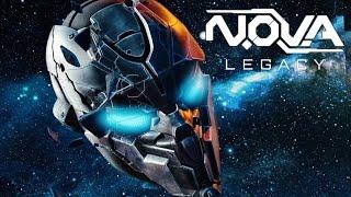 N.O.V.A. Наследие.📡〽 Прохождение игры