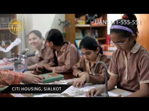 Roots School (Citi Housing Sialkot)