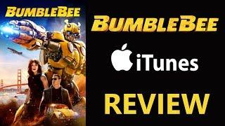 BUMBLEBEE 4K iTunes Review thumbnail