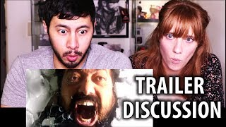 IMAIKKAA NODIGAL | Anurag Kashyap | Atharvaa | Teaser Trailer Discussion w/ Megan!