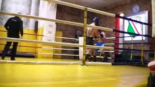 MojeMMA.pl -Turniej Pierwszy Krok K-1. Wygrana Rafała Gabrysia z Pretorium Poznań (-81 kg)