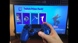 COMMENT À 'FIX' TWITCH PRIME SKINS NOT WORKING! Obtenez des skins gratuits à Fortnite! (Twitch Prime Loot Pack #2)