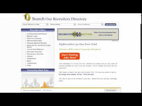 Free Job Postings – Ziprecruiter
