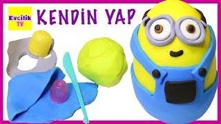 Video Kendin Yap Bölüm 21 | Oyun Hamuru Play Doh ile Minyonlar Sürpriz Yumurta nasıl yapılır | Evcilik TV download MP3, 3GP, MP4, WEBM, AVI, FLV November 2017