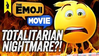 The Emoji Movie What Went Wrong Wisecrack Edition