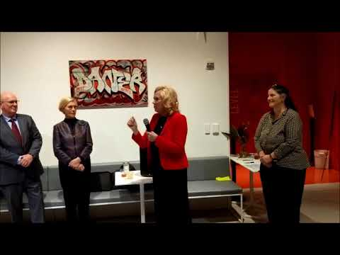 Liv Ullmann at Berkeley Pacific Film Archive to duce