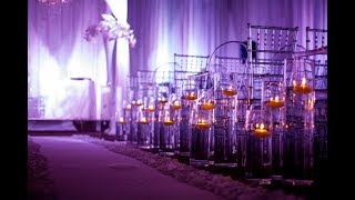 The Most Glamorous Purple Wedding Ideas