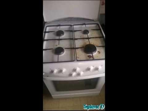 nettoyer cuisinière très facilement système d - youtube