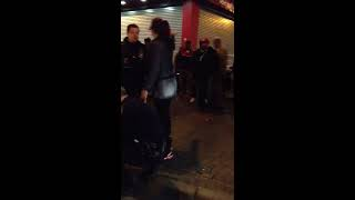 Police brutality on 125st MUST WATCH