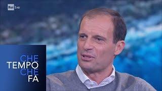 Скачать Massimiliano Allegri Che Tempo Che Fa 28 04 2019