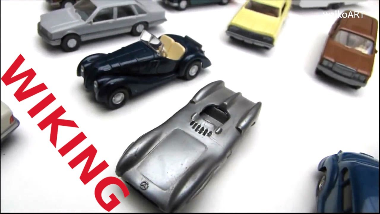 wiking berlin west alte kunststoff modellautos 1 87. Black Bedroom Furniture Sets. Home Design Ideas