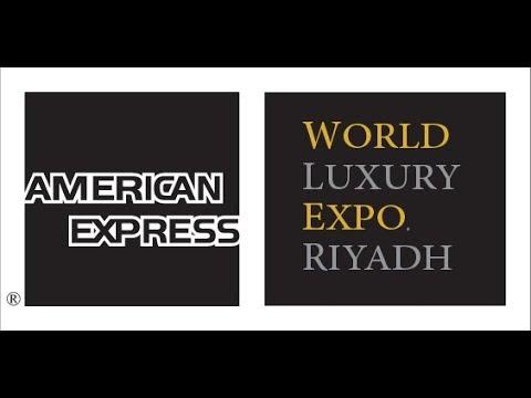 Albidaa Exhibiting at the American Express World Luxury Expo - Riyadh 2017
