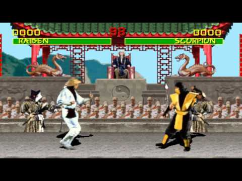 Mortal Kombat 1 Arcade Glitches Definitivo