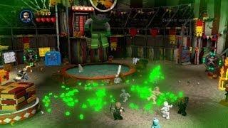 LEGO Marvel Super Heroes - Deadpool Bonus Mission #7 - Stunt Show Surpise (Ghost Rider Unlock)