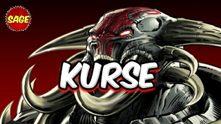 Who is Marvel's Kurse? A thorn in Thor's side.