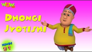 Dhongi Jyotishi - Motu Patlu in Hindi WITH ENGLISH, SPANISH & FRENCH SUBTITLES