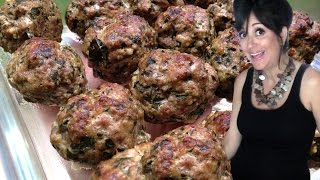 Spinach And Beef Meatballs For Toddlers And Grown Up Toddlers // Tasty Bit 55