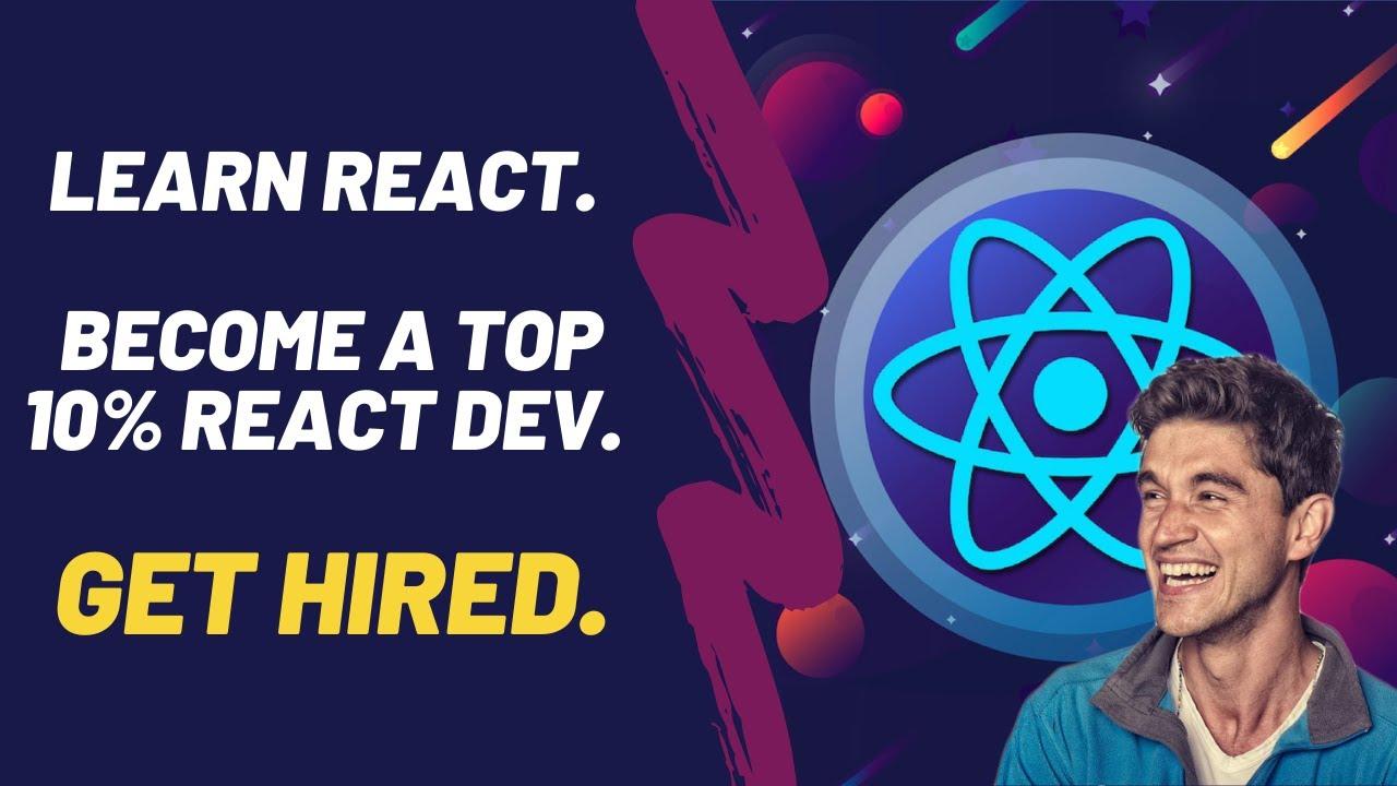 Complete React Developer in 2021 (w/ Redux, Hooks, GraphQL): Zero to Mastery