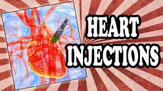 Hollywood Myth: Heart Injections Actually Do Something! — TodayIFoundOut