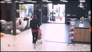 Big Brother Albanian 9 25 prill Olsi Dhe Danieli Kujdesen per femit