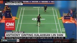 Tim Badminton Indonesia Berhasil Lolos ke Babak Selanjutnya di China Open 2018