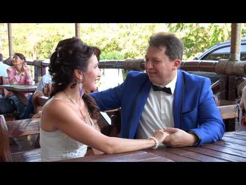 15 лет совместной жизни!!! Хрустальная свадьба