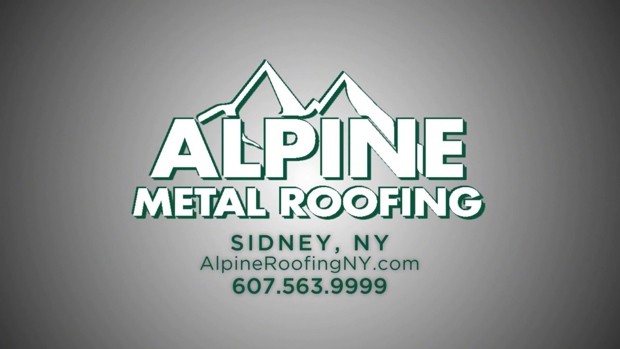 Alpine Metal Roofing :: Home