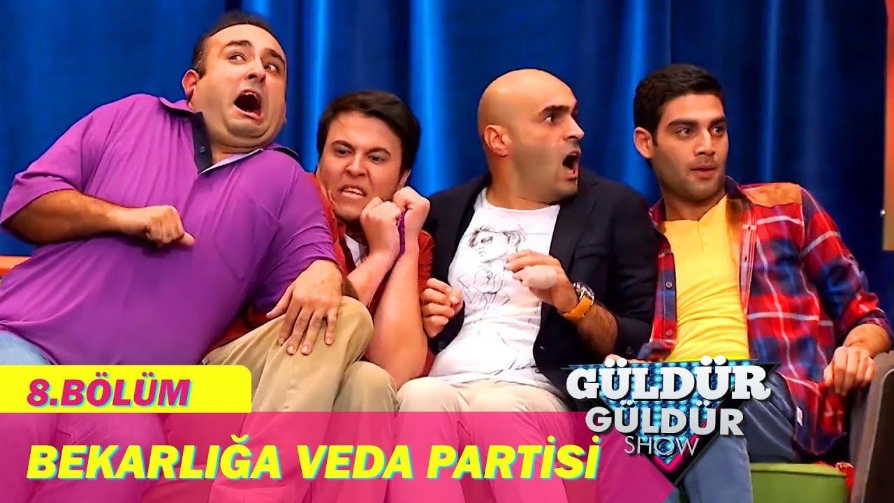 Güldür Güldür Show 8.Bölüm - Bekarlığa Veda Partisi