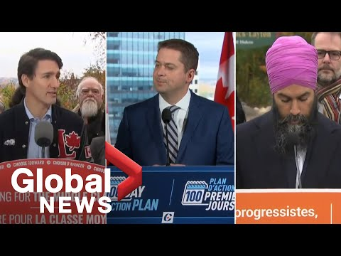 Canada Election: Do Voters Trust The Party Leaders?